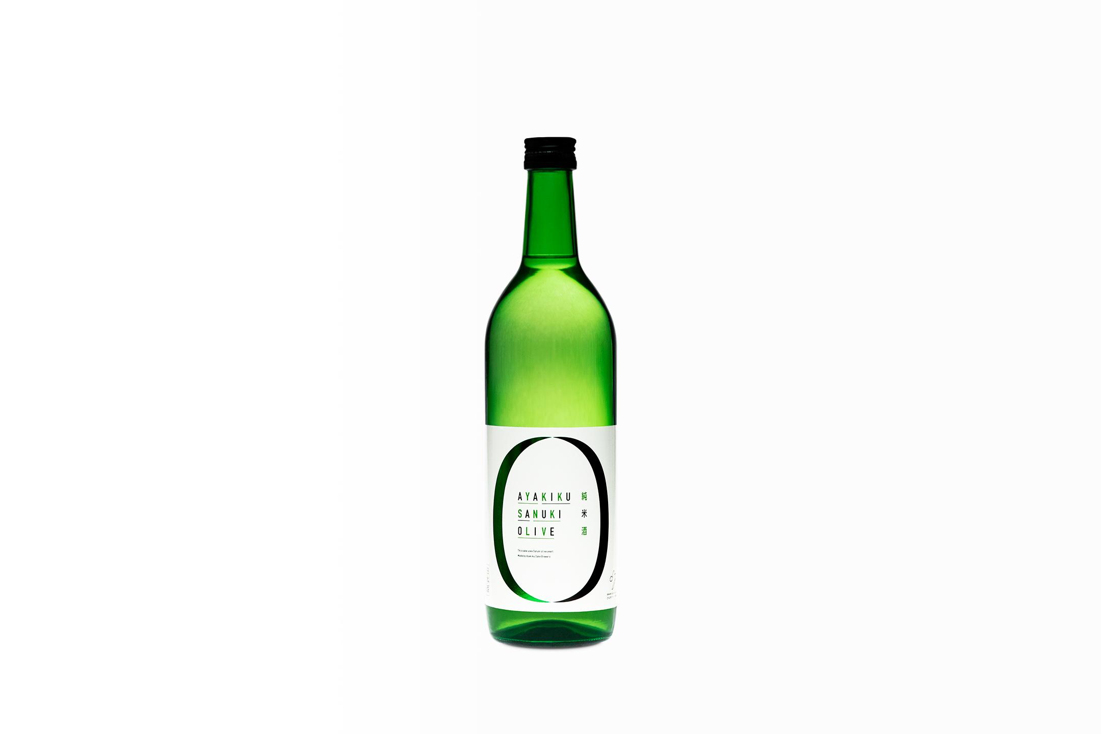 綾菊 さぬきオリーブ 純米酒