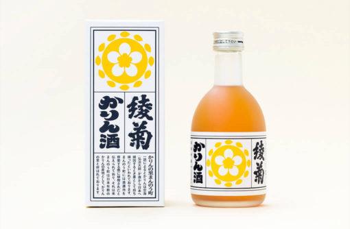 綾菊 かりん酒 長期貯蔵