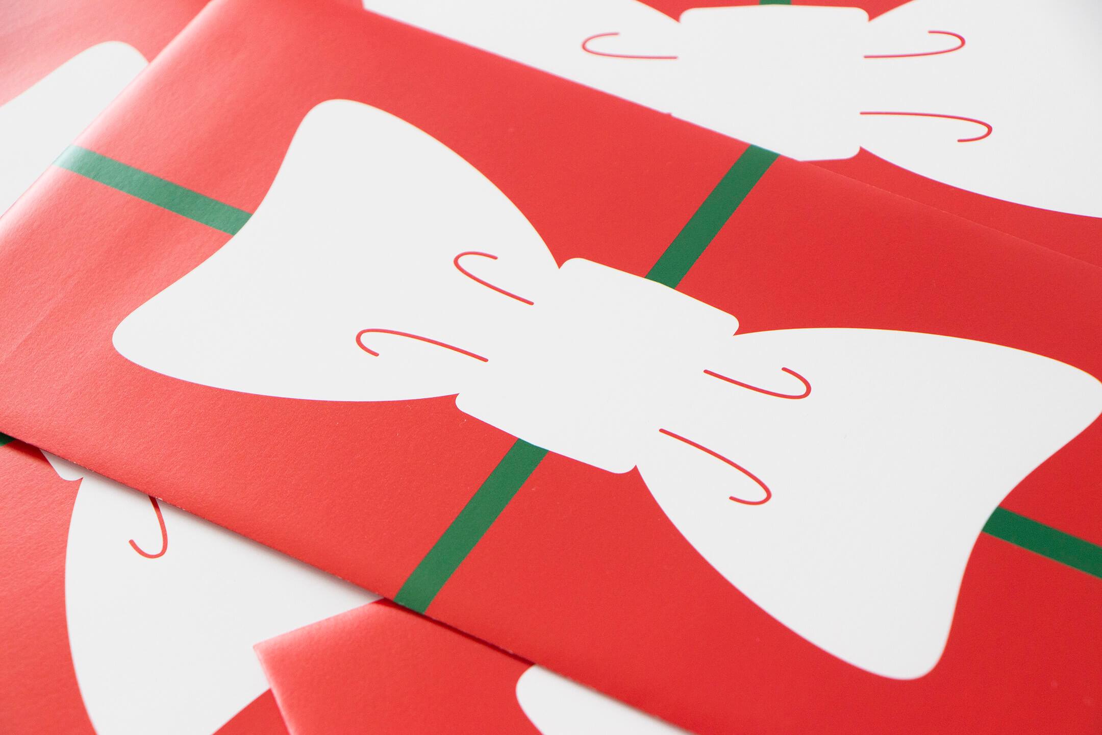 クリスマスプレゼント封筒